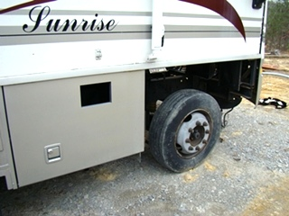 2003 ITASCA SUNRISE PARTS FOR SALE RV SALVAGE / VISONE RV