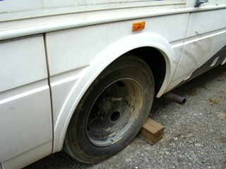 2003 NATIONAL DOLPHIN MOTORHOME USED PARTS FOR SALE