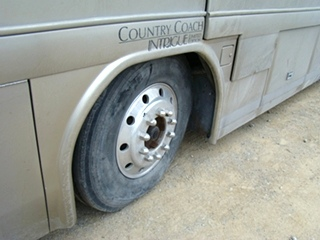 2005 COUNTRY COACH INTRIGUE MOTORHOME PARTS FOR SALE