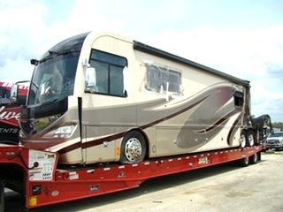RV PARTS - 2013 FLEETWOOD REVOLUTION SALVAGE MOTORHOME