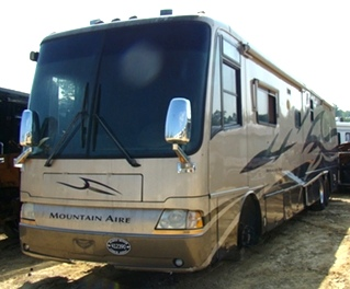 2004 NEWMAR MOUNTAIN AIRE RV PARTS FOR SALE