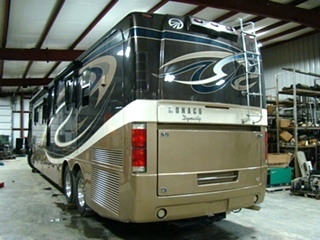 RV SALVAGE SURPLUS - 2011 MONACO DYNASTY RV PARTS FOR SALE