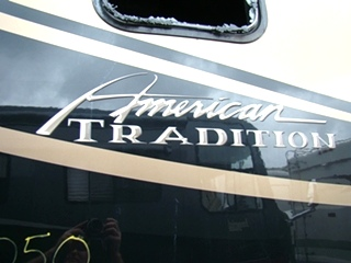 2015  AMERICAN TRADITION PARTS BY FLEETWOOD USED MOTORHOME