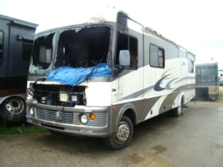 2003 FLEETWOOD STORM MOTORHOME PARTS