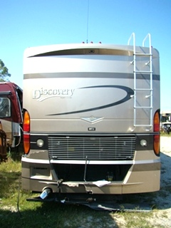 2004 FLEETWOOD DISCOVERY PARTS FOR SALE | RV SALVAGE