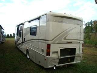 2007 FLEETWOOD EXCURSION OARTS AND SERVICE DEALER - VISONE RV