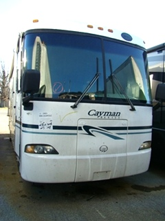 RV PARTS FOR SALE 2002 MONACO CAYMAN MOTORHOME USED PARTS