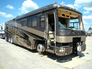 MONACO SALVAGE RV PARTS FOR SALE 2004 MONACO