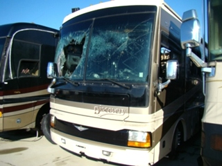 DISCOVERY MOTORHOME PARTS 2006 FLEETWOOD DISCOVERY RV SALVAGE PARTS FOR SALE
