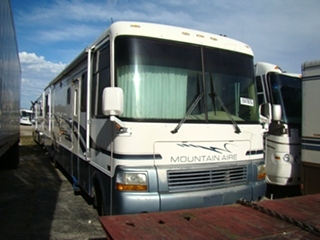 USED 2000 NEWMAR MOUNTAIN AIRE PARTS FOR SALE